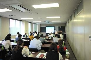 第1回目マイナンバー勉強会を開催しました/大分県の社会保険労務士事務所・シャローム